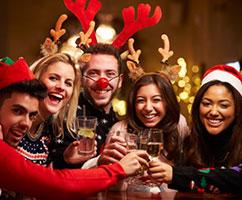 CHRISTMAS PARTY LA VILA LEONIDA